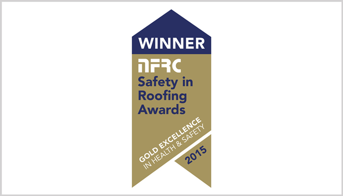 Safety in Roofing Award